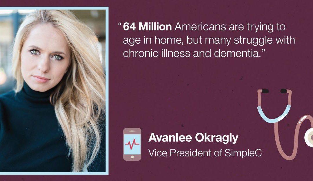Don't miss Avanlee Okragly, VP of SimpleC speak at World of Watson in Las Vegas!